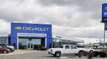 Vic Canever Chevrolet, Flint